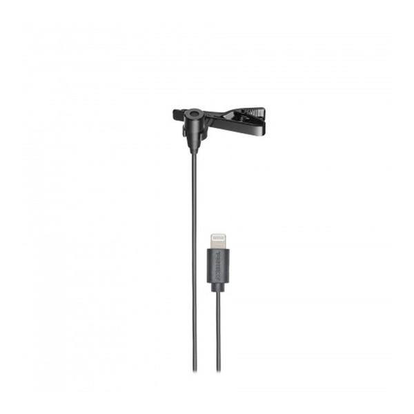Audio-Technica ATR3350xL Omnidirectional Digital Clip-On Microphone, Front