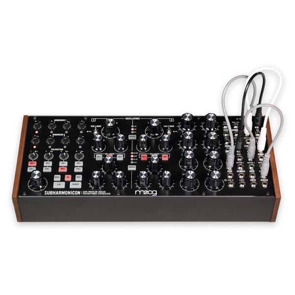 Moog Subharmonican Synthesizer - Front