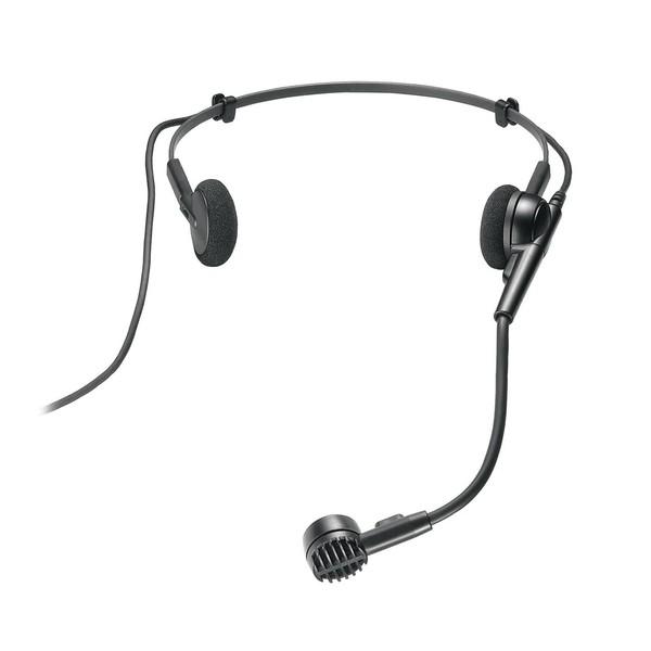 Audio-Technica ATM75CB Headworn Cardioid Mic, Front