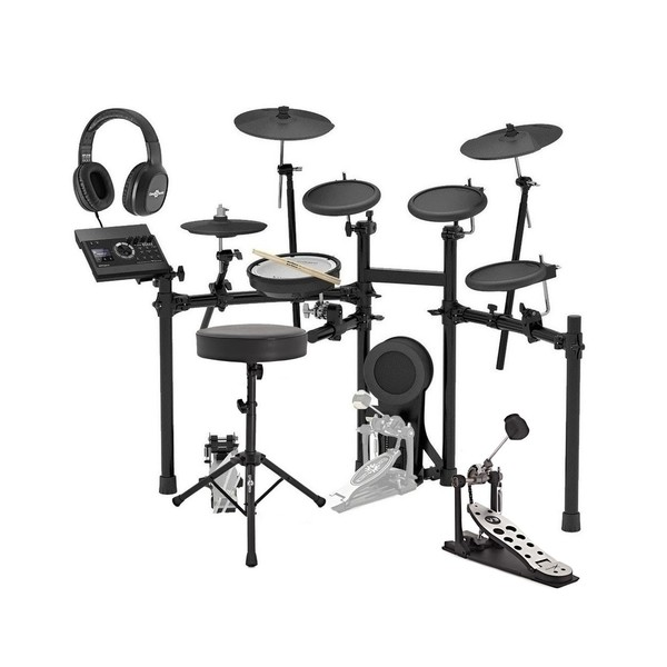 Roland TD-17K-L V-Drums Electronic Drum Kit with Accessory Pack