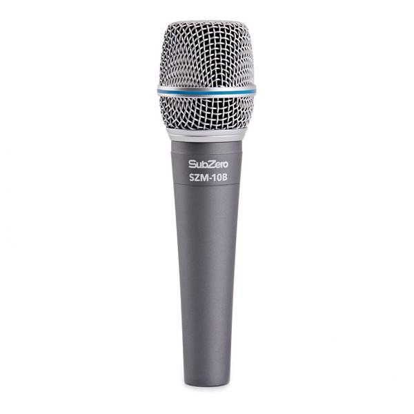 SubZero SZM-10 Beta Dynamic Instrument Microphone