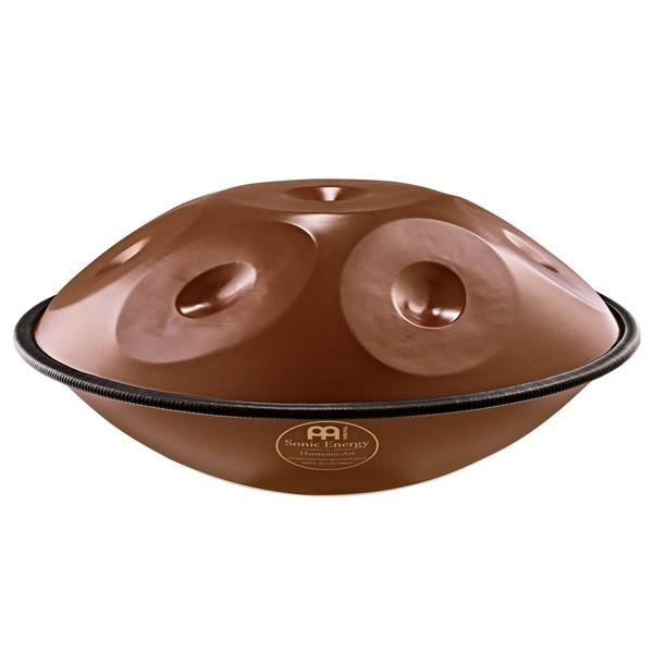 Meinl Sonic Energy HD1 Natural Harmonic Art Handpan, Bronzite