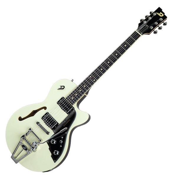 Duesenberg Starplayer TV, Vintage White - Main