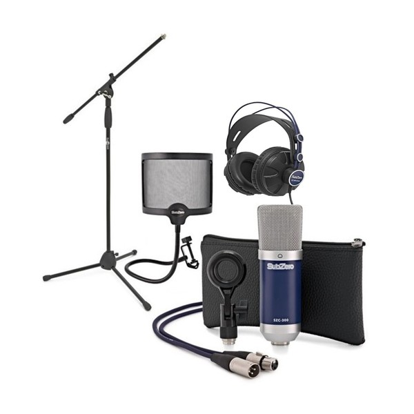 SubZero Recording Pack