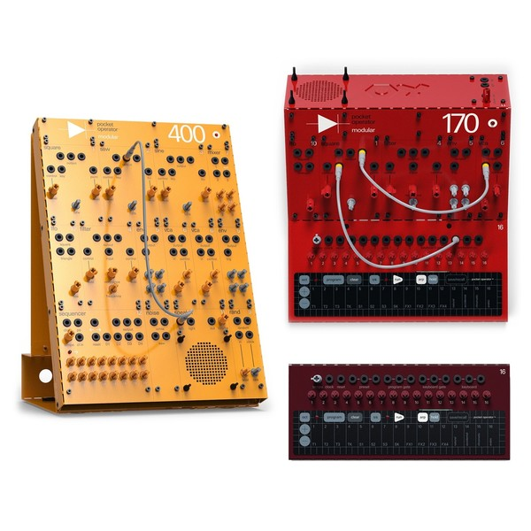 Teenage Engineering PO Modular Bundle - Full Bundle