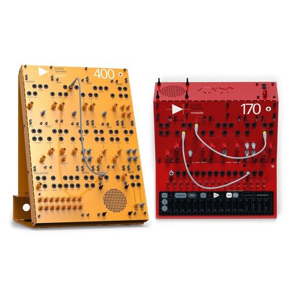 Teenage Engineering PO Modular 170 with PO Modular 400 - Full Bundle