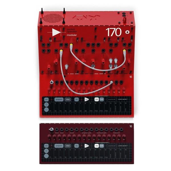 Teenage Engineering PO Modular 16 with PO Modular 170 - Full Bundle