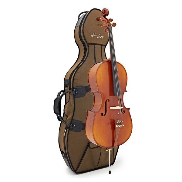 Archer 12C-500 1/2 Size Cello by Gear4music