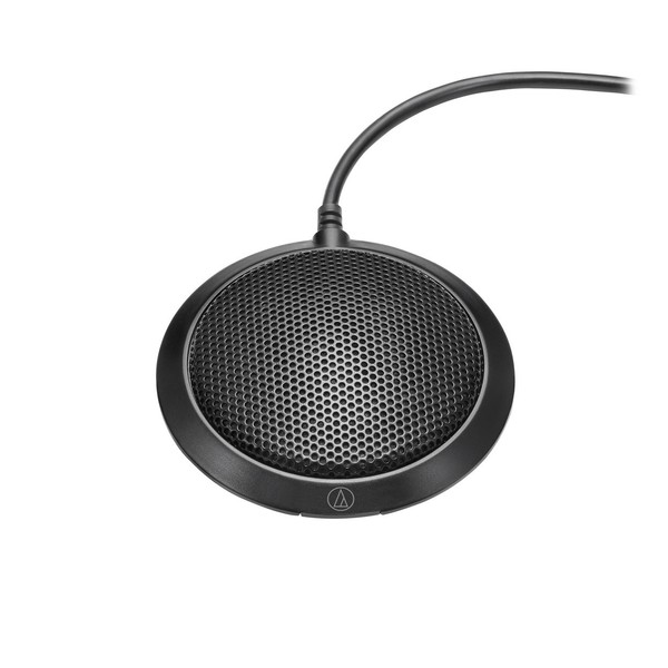 Audio-Technica ATR4697-USB Omnidirectional Tabletop Microphone, Front