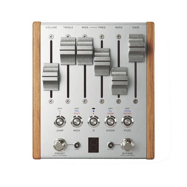 Chase Bliss Audio Automatone Preamp MkII, Front