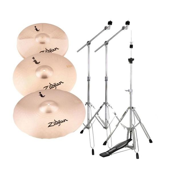 Zildjian I Family Standard Cymbal Set with Stands