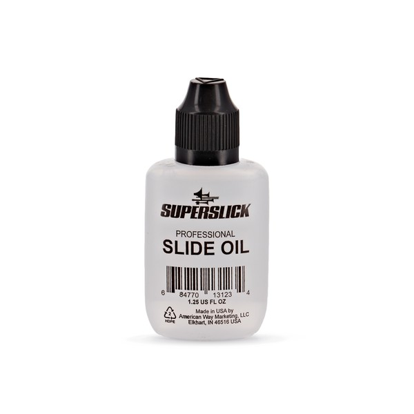 Superslick Trombone Slide Oil, 1.25oz