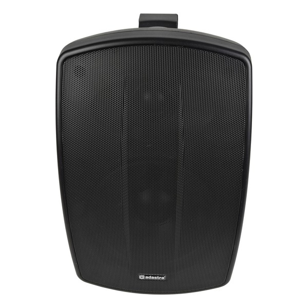 Adastra BH6V-B 100V Background Speaker IP44 Black, Front