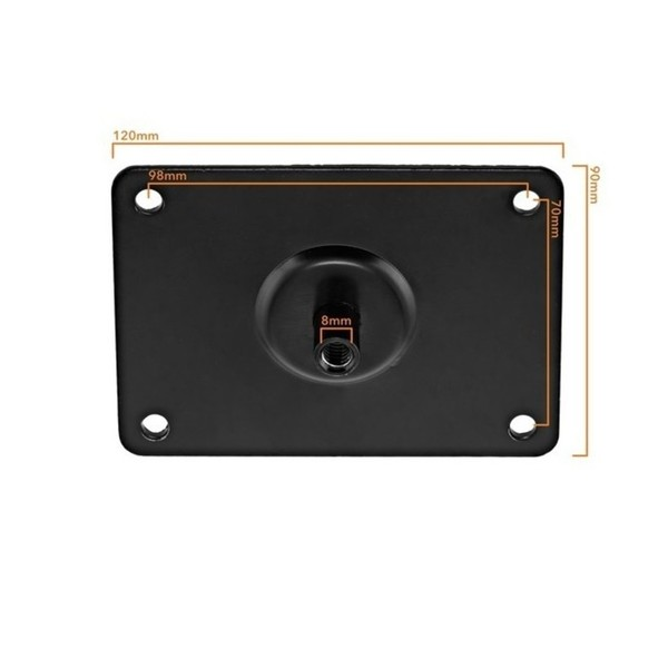 Drum Pad Cymbal Mount by Gear4music