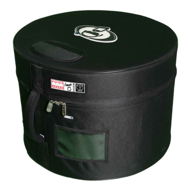Protection Racket AAA 10'' x 8'' Rigid Tom Case with RIMS