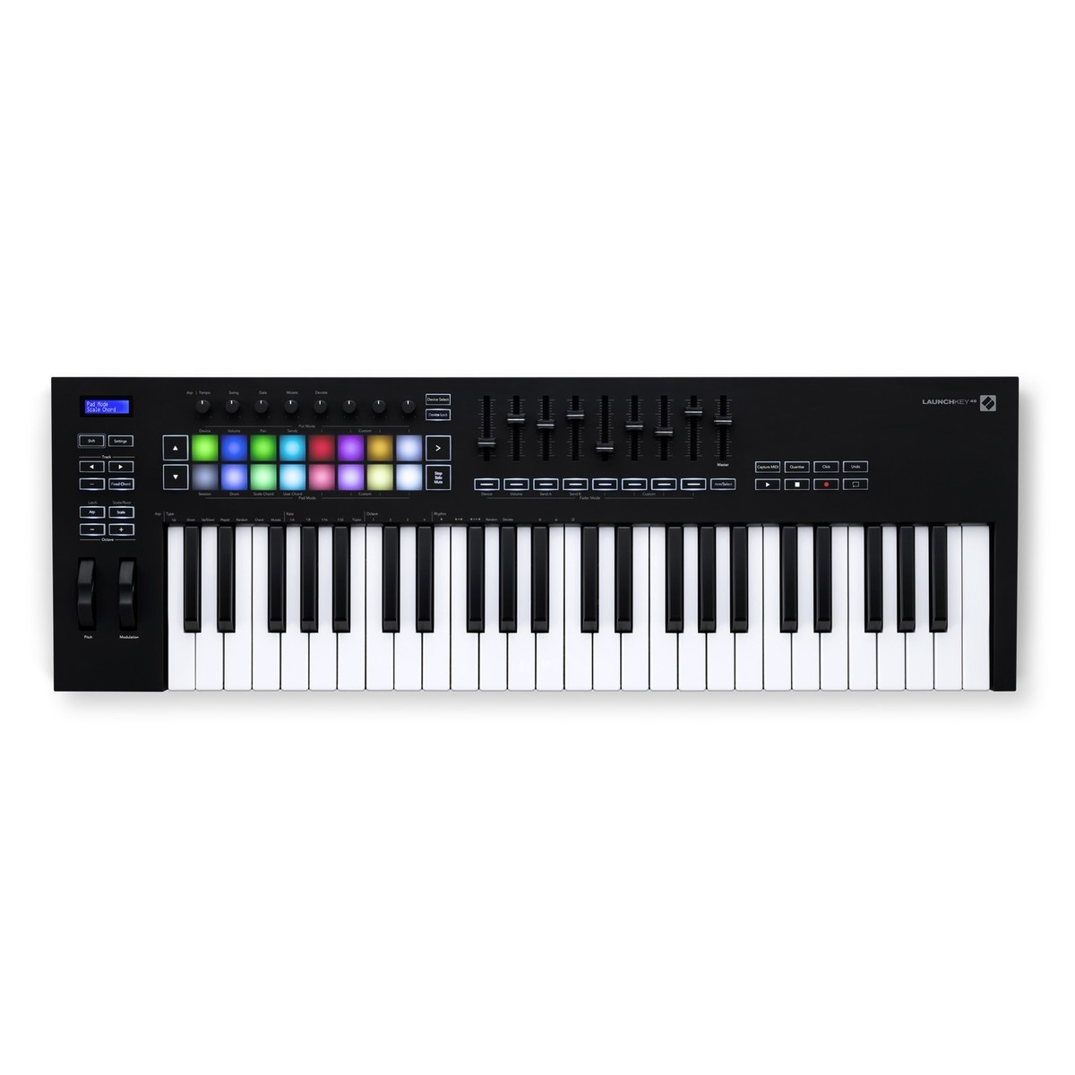 Click to view product details and reviews for Novation Launchkey 49 Mk3.