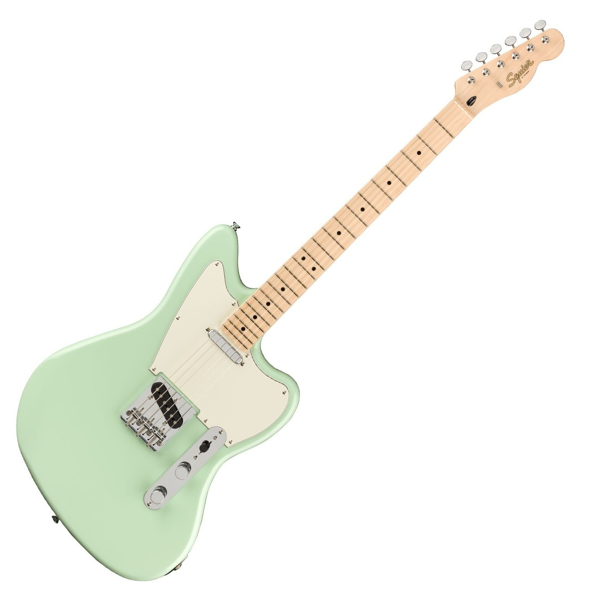 Squier Paranormal Offset Telecaster, Surf Green