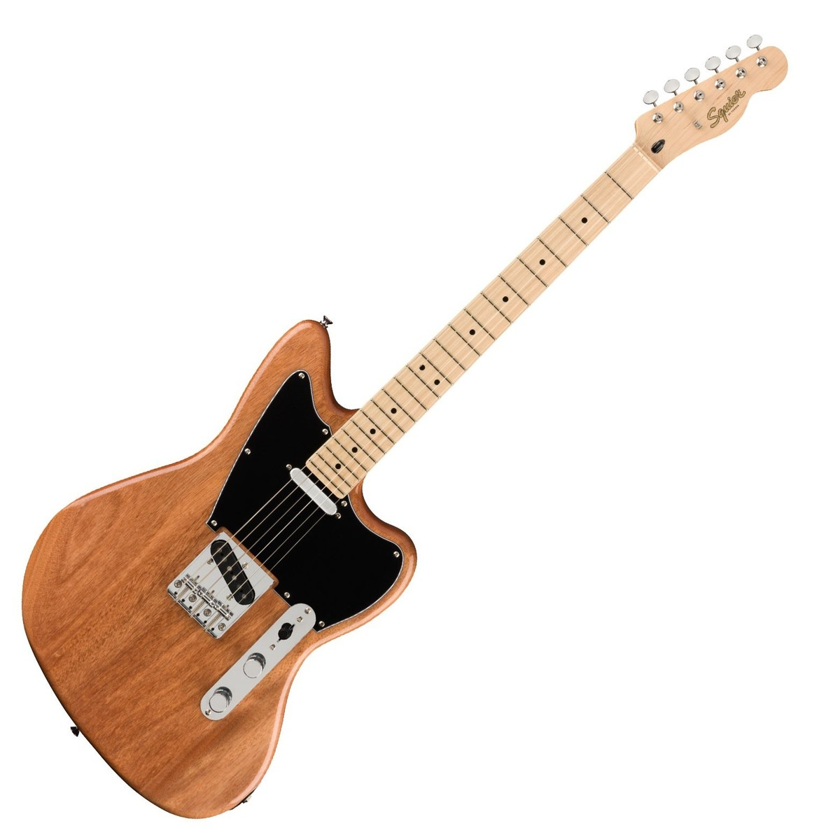 Squier Paranormal Offset Telecaster, Natural