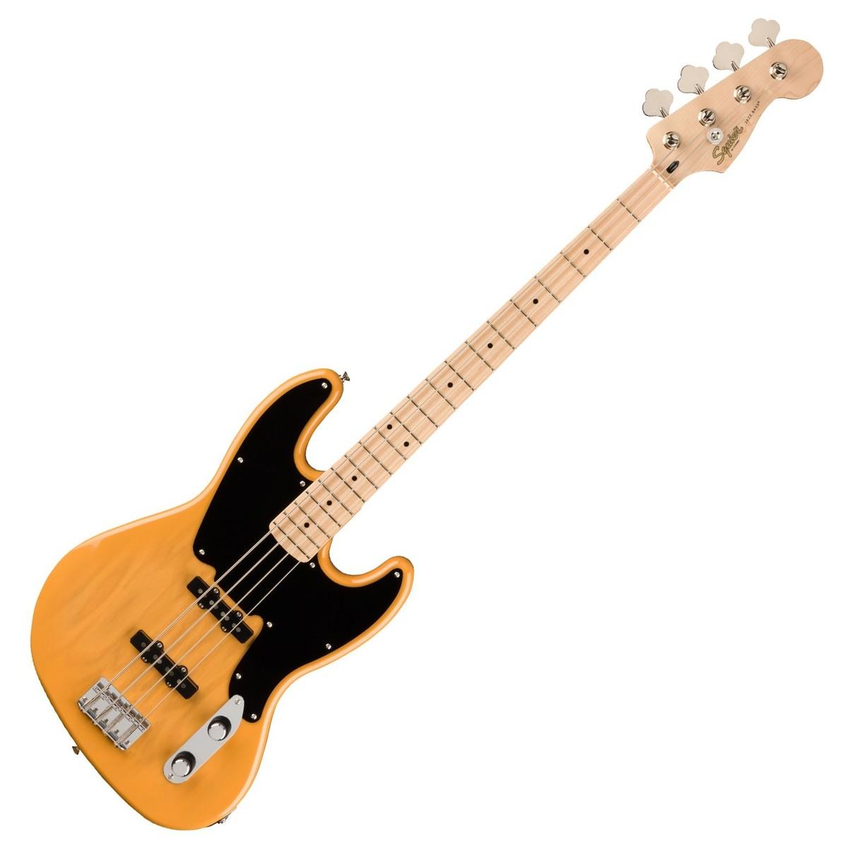 Squier Paranormal Jazz Bass '54, Butterscotch Blonde