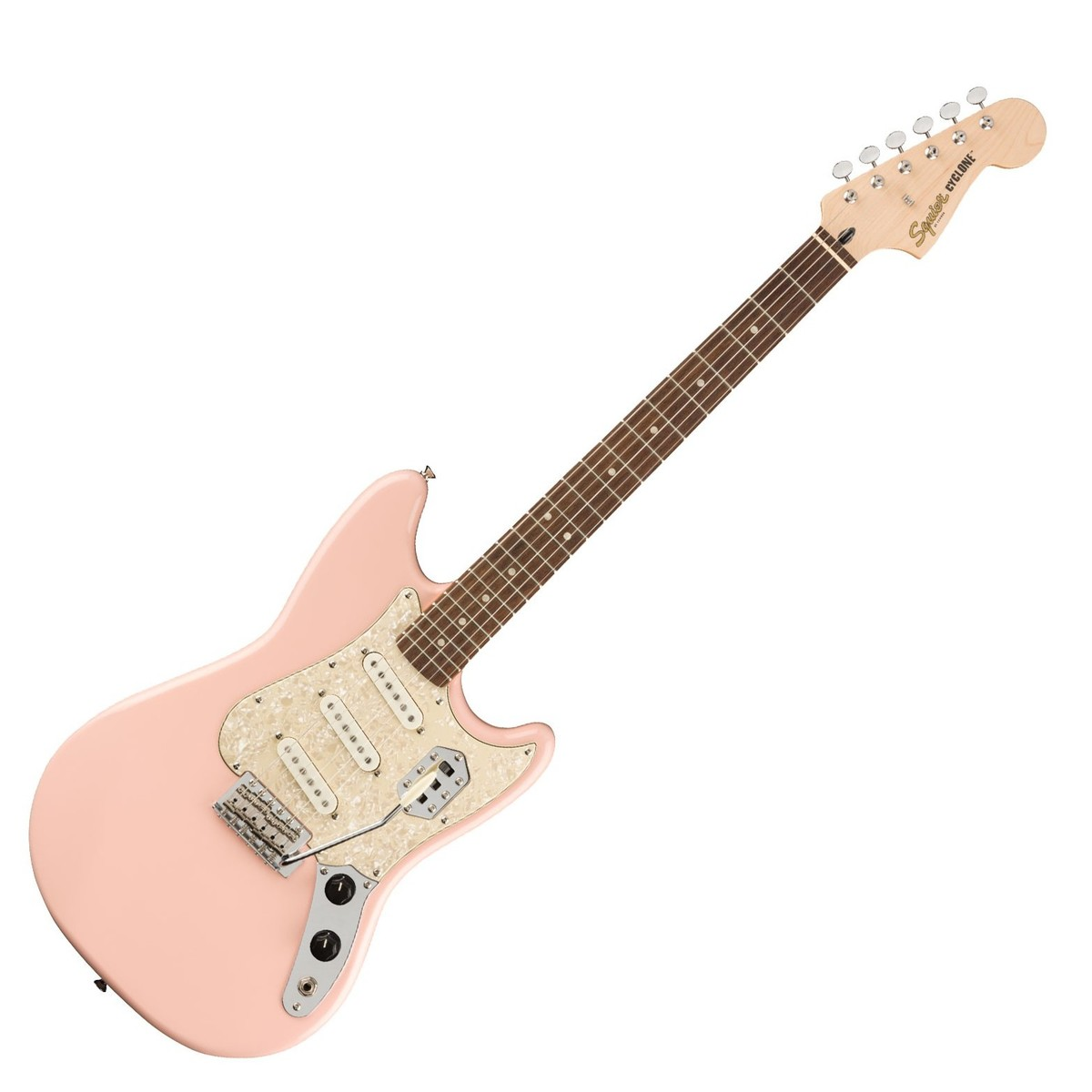 Squier Paranormal Cyclone, Shell Pink
