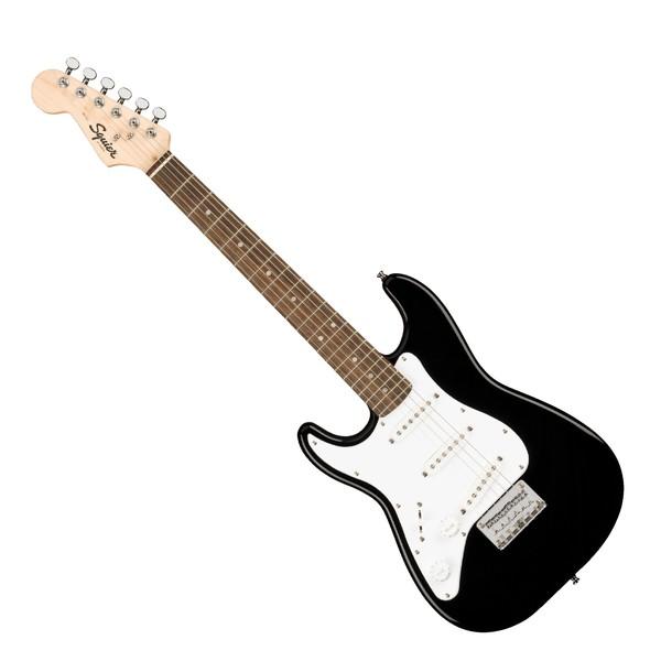 Squier Mini Stratocaster Left Handed LRL, Black