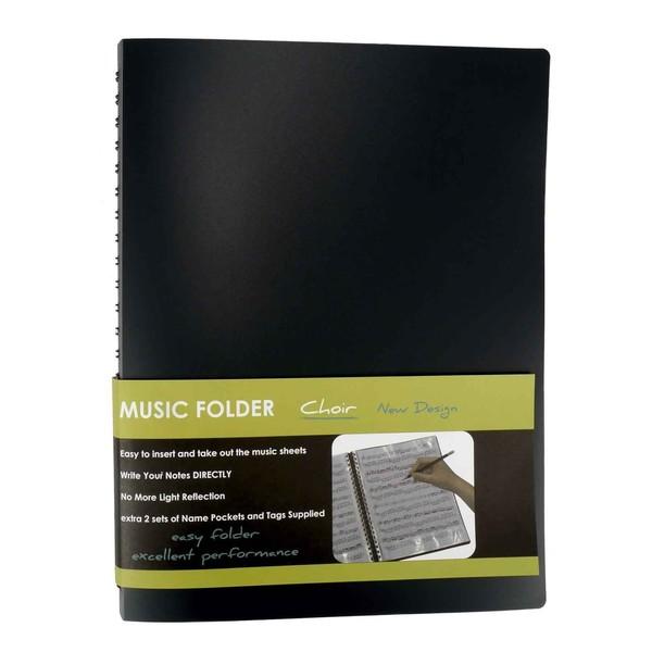 Agifty Choir Music Folder, A4