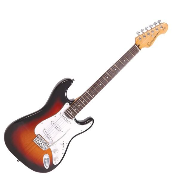 Encore E6 Electric Guitar, Sunburst - main