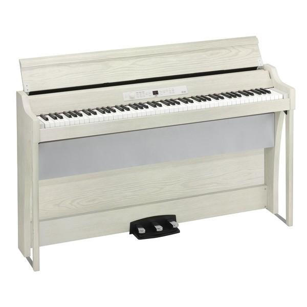Korg G1 Air Digital Piano, White Ash, New Model
