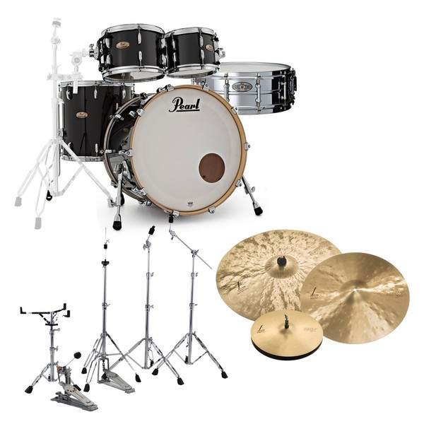 Pearl Session Studio Select 22'' Session Pack, Piano Black