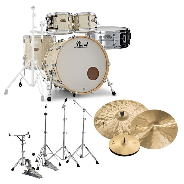 Pearl Session Studio Select 22'' Session Pack, Nicotine Marine Pearl