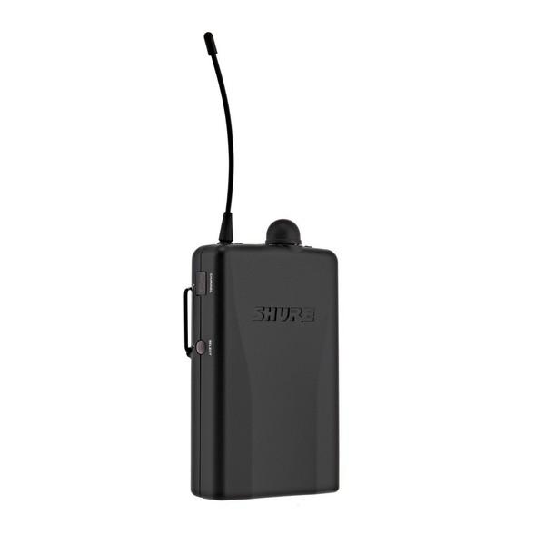 Shure P2R Hybrid Bodypack Receiver, 606-638 MHz