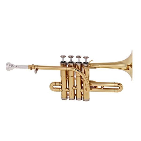 Coppergate Piccolo Trumpet by Gear4music