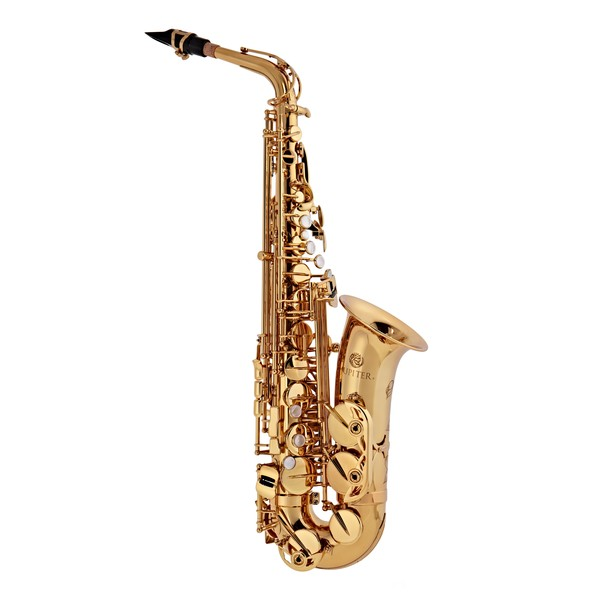 Jupiter JAS1100 Alto Saxophone with Styled Gig Bag