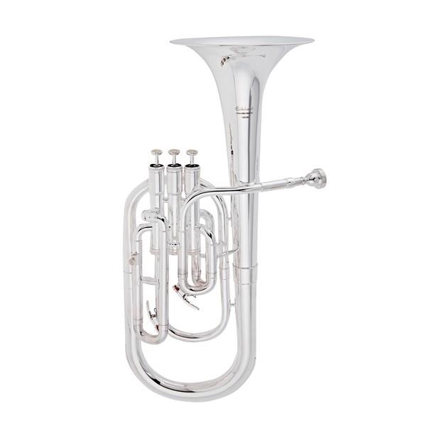Elkhart 100THS Student Tenor Horn, Silver