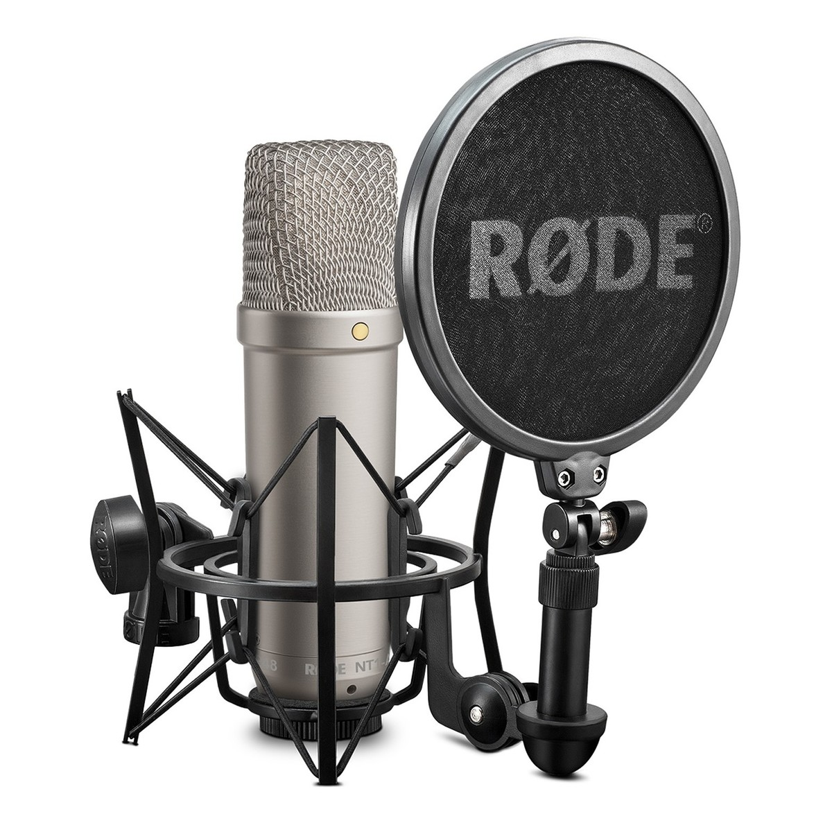 Rode NT1 A Vocal Recording Pack with Rode DS1 Desktop Stand