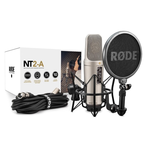 Rode NT2-A Studio Solution Pack - Main