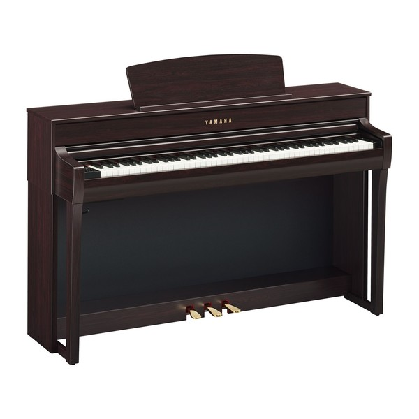 Yamaha CLP 745 Digital Piano, Rosewood