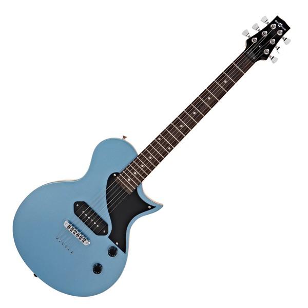 New Jersey Classic II Electric Guitar by Gear4music, Pelham Blue