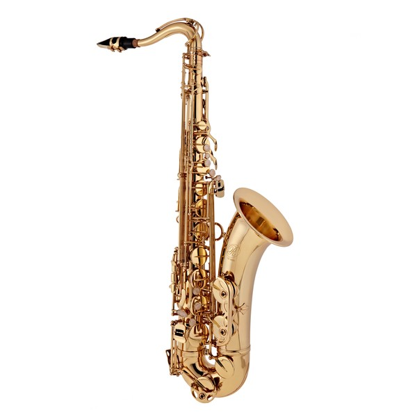 Rosedale Tenor Saxophone, Gold, by Gear4music
