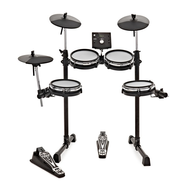 Digital Drums 400X Compact Mesh Electronic Drum Kit by Gear4music