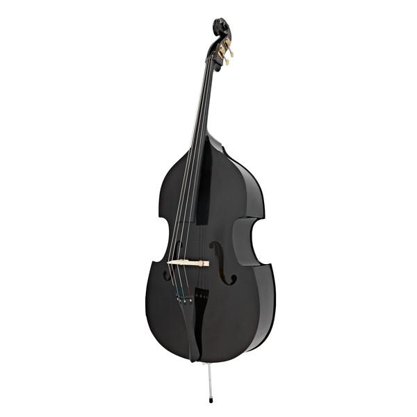 Stentor Rockabilly Double Bass, Black, 3/4
