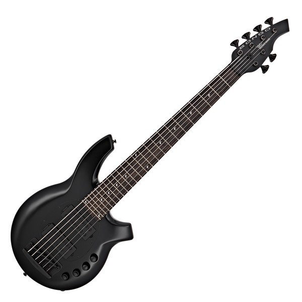 Music Man Bongo 6 HH Bass, Stealth Black