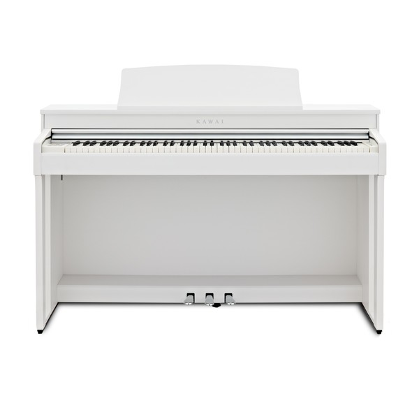 Kawai CN39 Digital Piano, Satin White