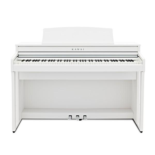 Kawai CA49 Digital Piano, Satin White