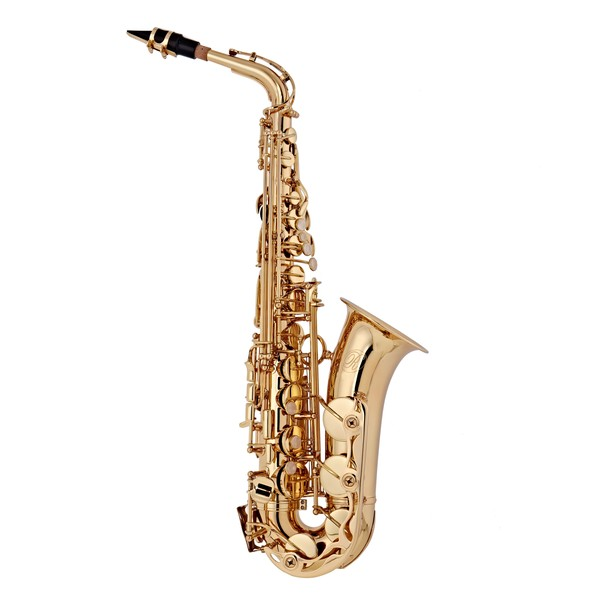 Rosedale Professional Alto Saxophone by Gear4music