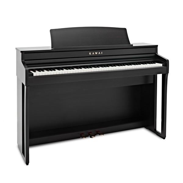 Kawai CA49 Digital Piano, Satin Black