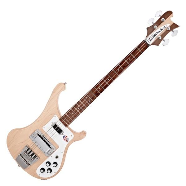 Rickenbacker 4003S Bass Guitar, Mapleglo