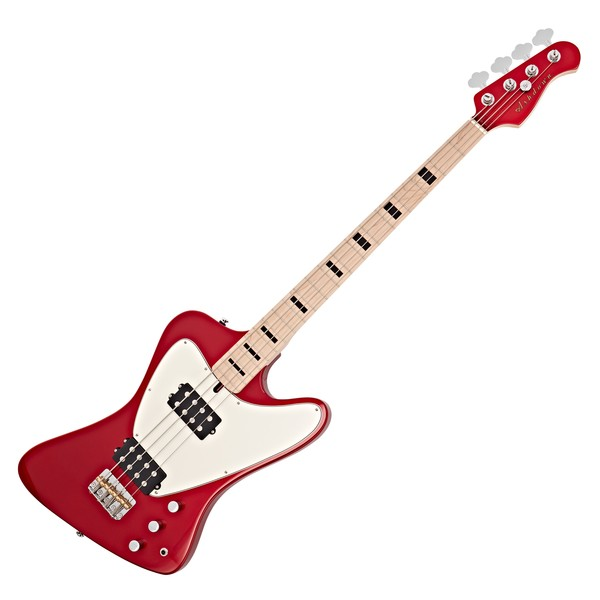 Ashdown Low Rider Bass MN, Candy Apple Red