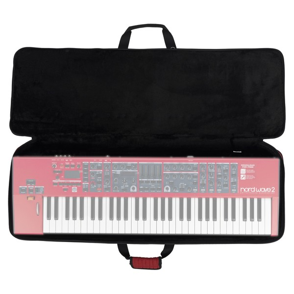 Nord Wave 2 Soft Case - Front Open (Nord Wave 2 Not Included)
