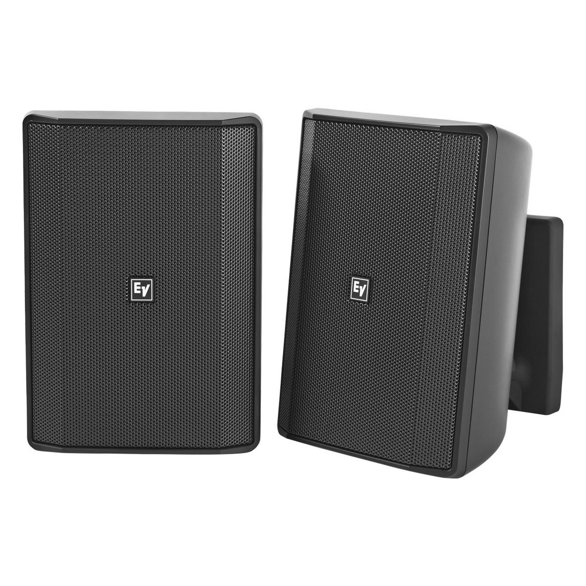 Electro Voice Evid S52 Installation Speakers Pair